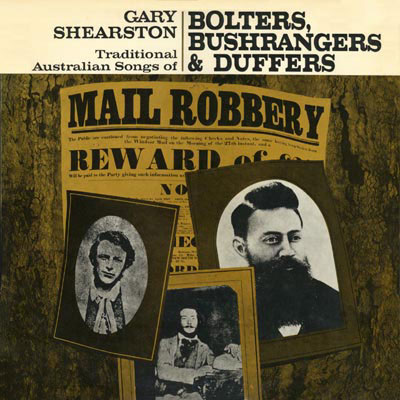 Bolters - Front Cover